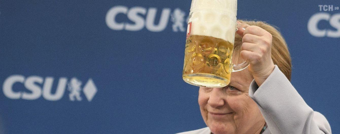 Меркель у новорічному зверненні зробила акцент на кліматі
