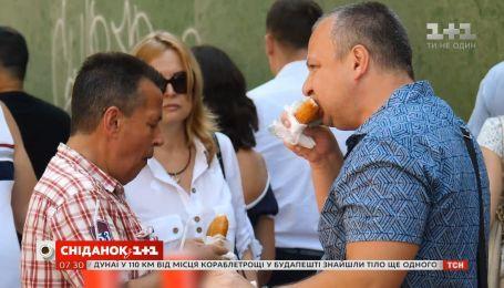 Кияни шукають альтернативу Київській перепічці