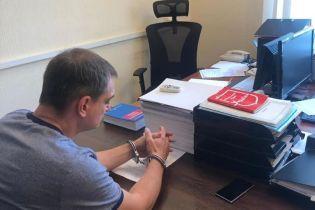 """Руководителя """"центральной избирательной комиссии ДНР"""" отправили в СИЗО на два месяца"""