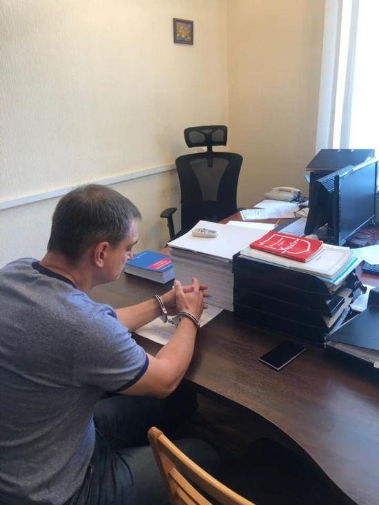 """Керівника """"центральної виборчої комісії ДНР"""" відправили у СІЗО на два місяці"""