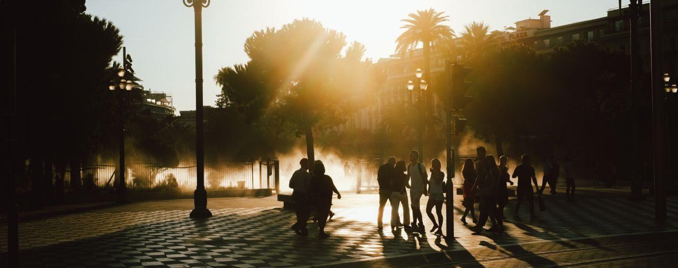 Вітри із Сахари несуть у Європу 40-градусну спеку