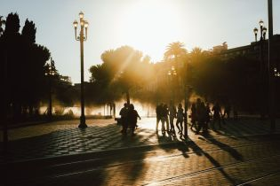 Ветры из Сахары несут в Европу 40-градусную жару