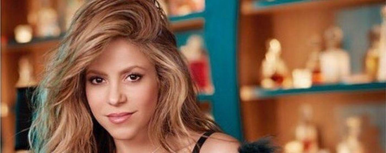 Игривая Шакира в купальнике с бахромой продемонстрировала идеальный пресс