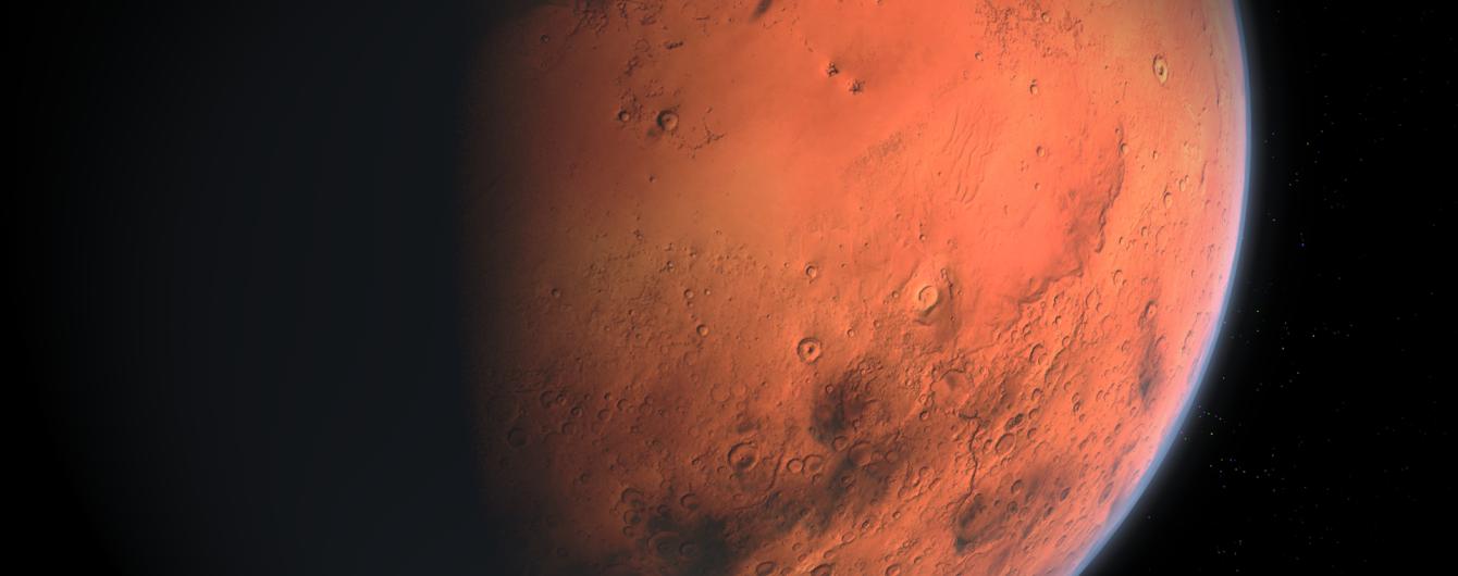 NASA нашло возможные признаки жизни на Марсе
