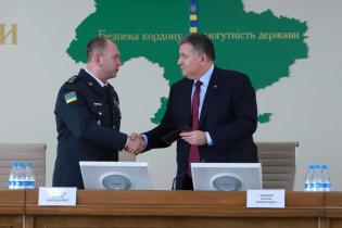 Зеленський призначив нового голову Держприкордонслужби