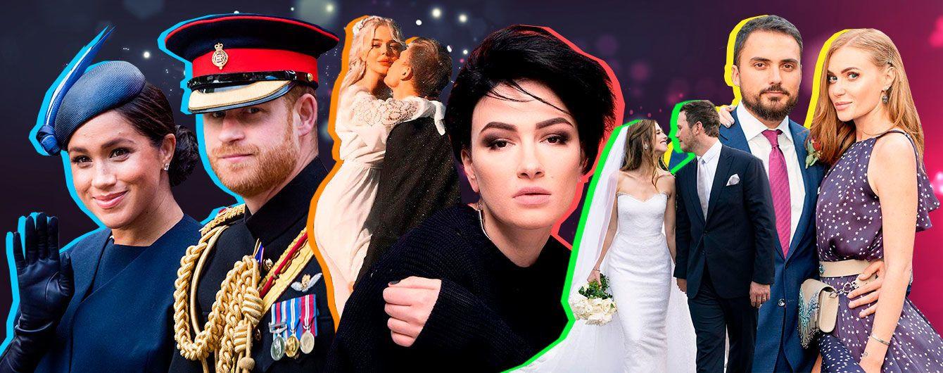 Новости в Гламуре за неделю: свадьба дочери Шварценеггера и развод Каминских