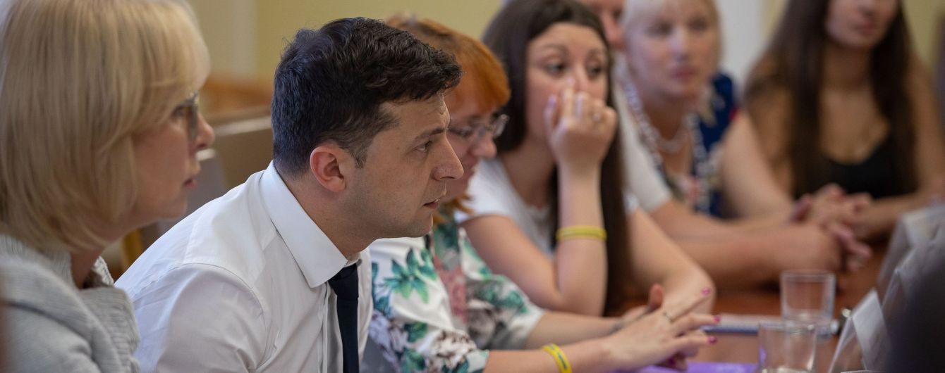Зеленский прокомментировал скандал вокруг главы Донецкой ОГА