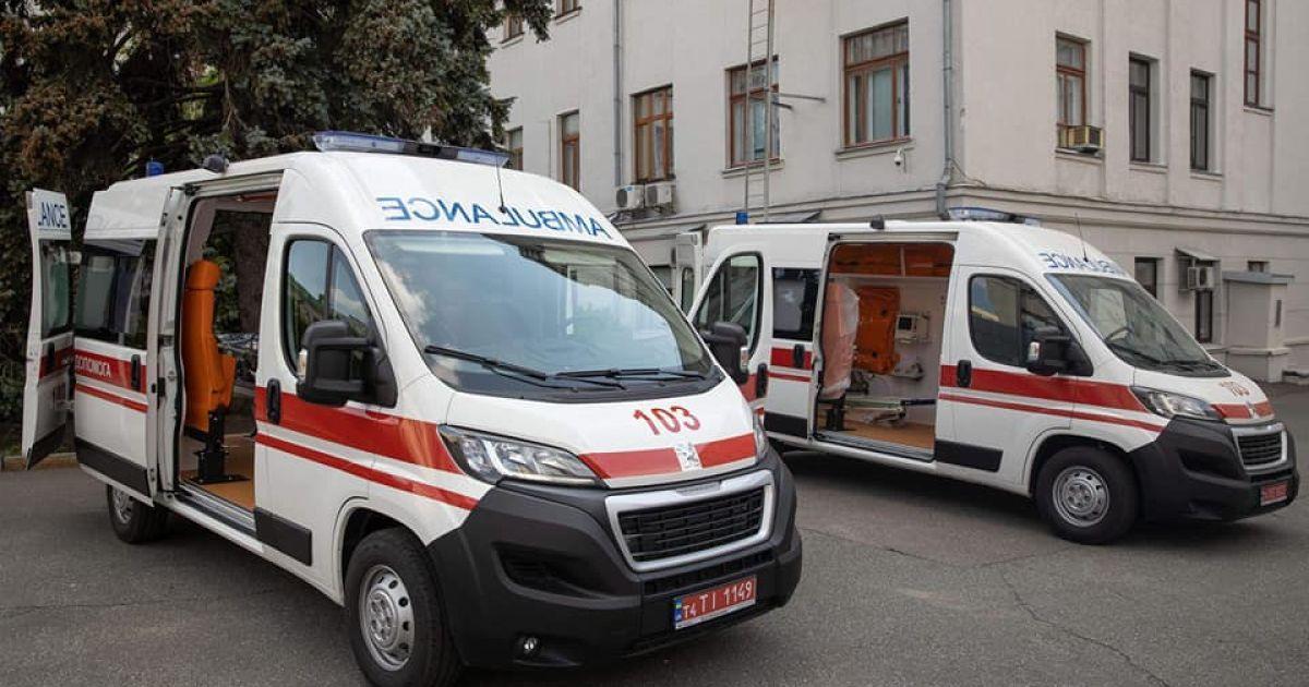 У Києві на 51-річного робітника впала стіна