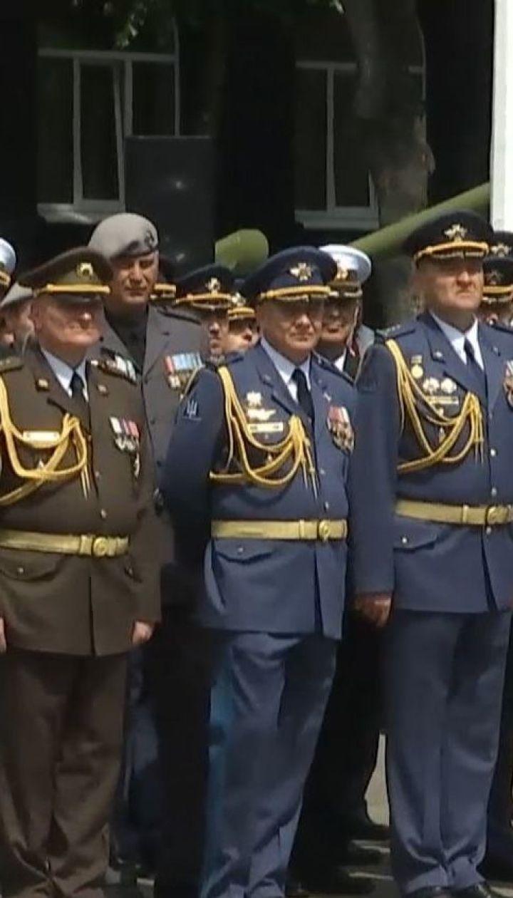 Герой України, учасники ООС, дружини військових отримали дипломи Національного університету оборони