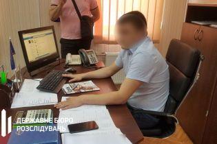 Топ-чиновник фискальной службы Херсонщины попался на взятке в 20 тыс. грн