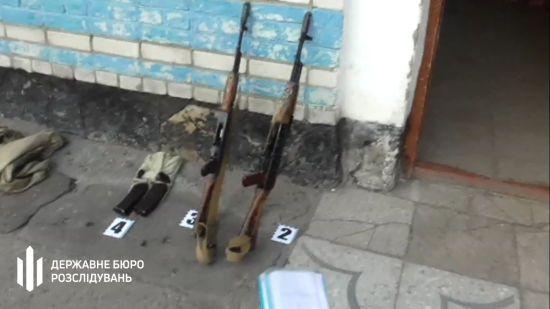 На Львівщині солдат з автомата застрелив свого колегу