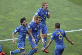 Сборная Украины выиграла Чемпионат мира-2019