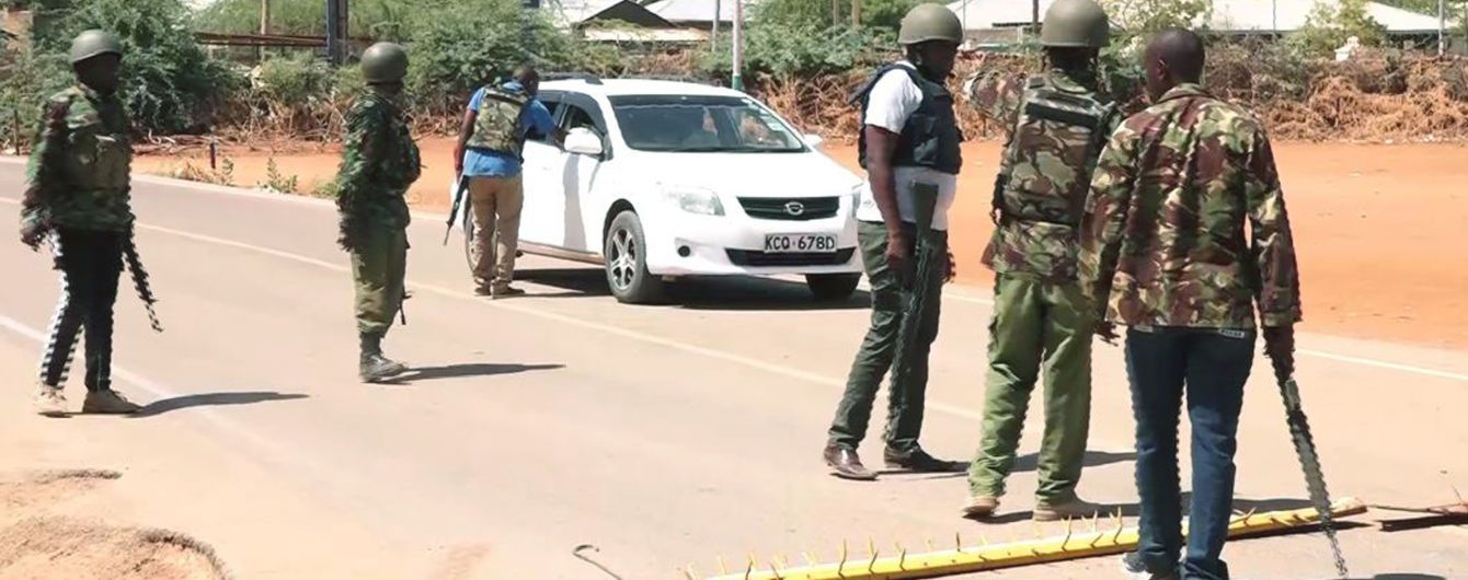 У Кенії підірвали поліцейську машину, є загиблі