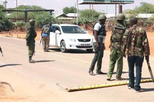 В Кении взорвали полицейскую машину, есть погибшие