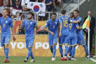 Украина установила историческое достижение и не проиграла ни одного матча на ЧМ-2019