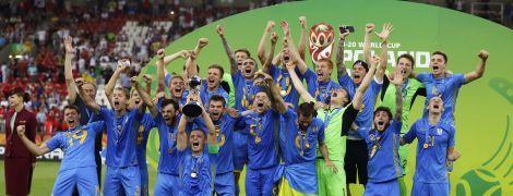 Непобедимые чемпионы. Как сборная Украины U-20 выиграла ЧМ-2019