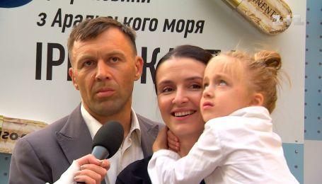 Семья Онистрата-Хамайко поделилась своими планами на Францию