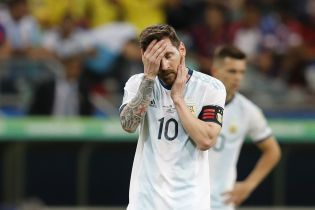 Апелляция Месси относительно дисквалификации в сборной Аргентины отклонена