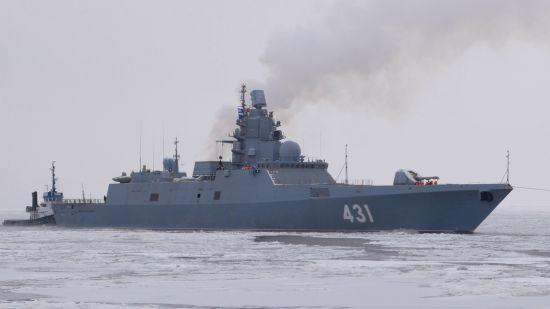 Біля берегів Латвії знову помітили російський корабель