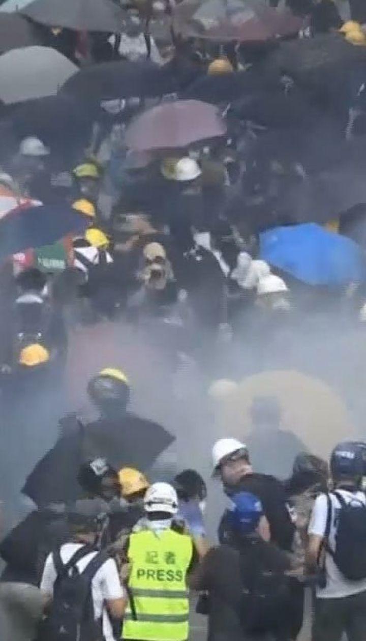 Мятежный Гонконг: каждый седьмой житель вышел на протесты против закона об экстрадиции
