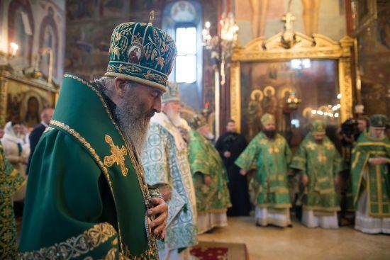 Зустріч Новинського і Онуфрія з патріархом Кирилом, початок великих навчань НАТО. П'ять новин, які ви могли проспати