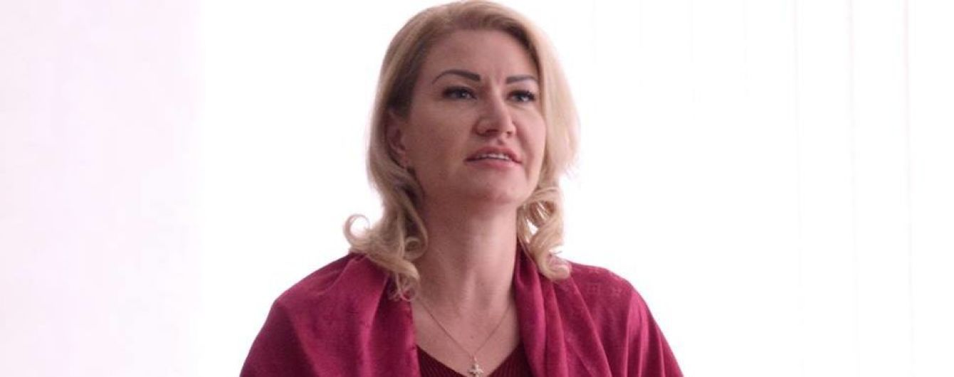 """Кандидат в депутаты от партии Порошенко объяснила, кого посылала """"нах*й"""" в скандальном видео"""