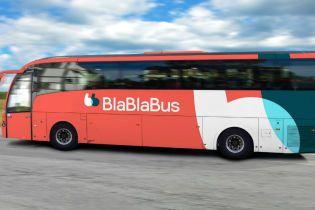 У Європі запустили новий автобусний перевізник BlaBlaBus