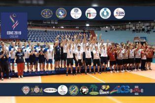 Дефлимпийская сборная Украины по волейболу победила Россию и стала чемпионом Европы