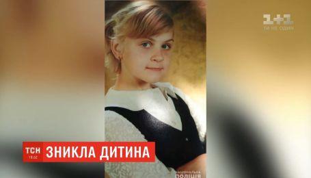 В Винницкой области исчезла 11-летняя Ангелина Макарова