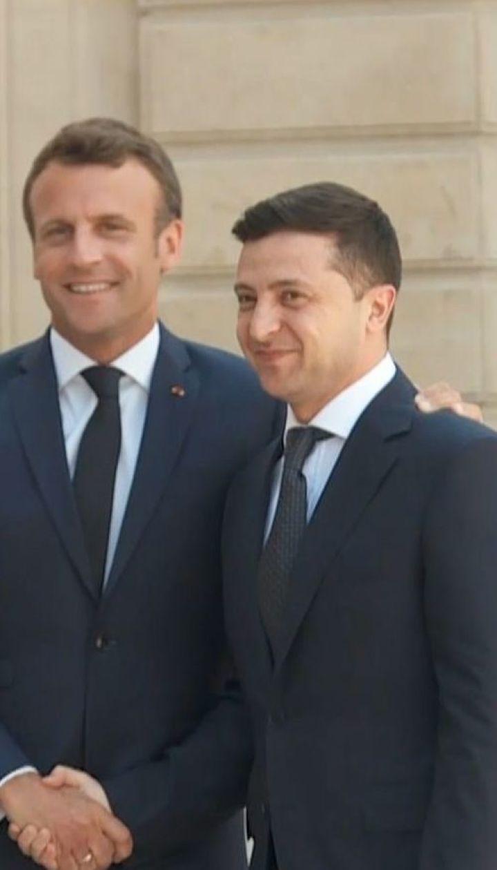 Франция за санкции против РФ, но против выхода страны из ПАСЕ - Макрон