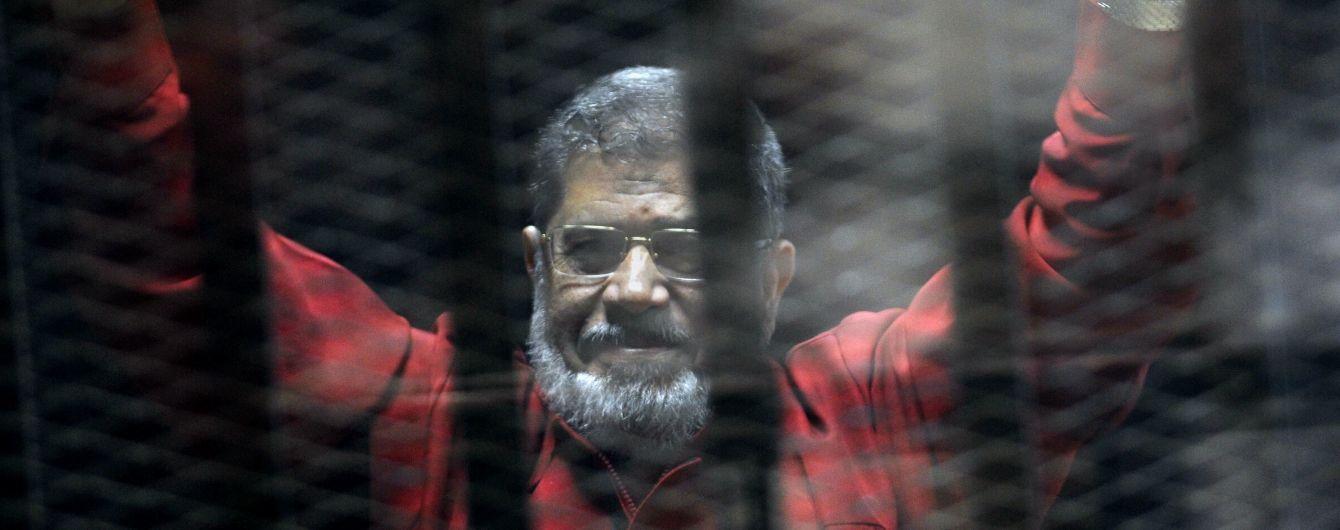 Во время заседания суда умер бывший президент Египта