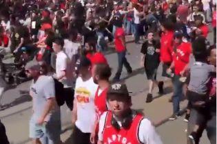 В Торонто произошла стрельба во время парада в честь чемпионов НБА: двое раненых