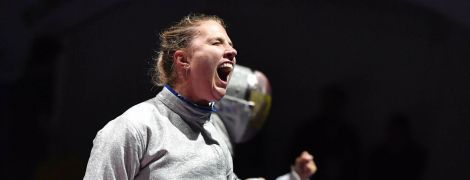 Українська шаблістка Ольга Харлан ушосте стала чемпіонкою Європи