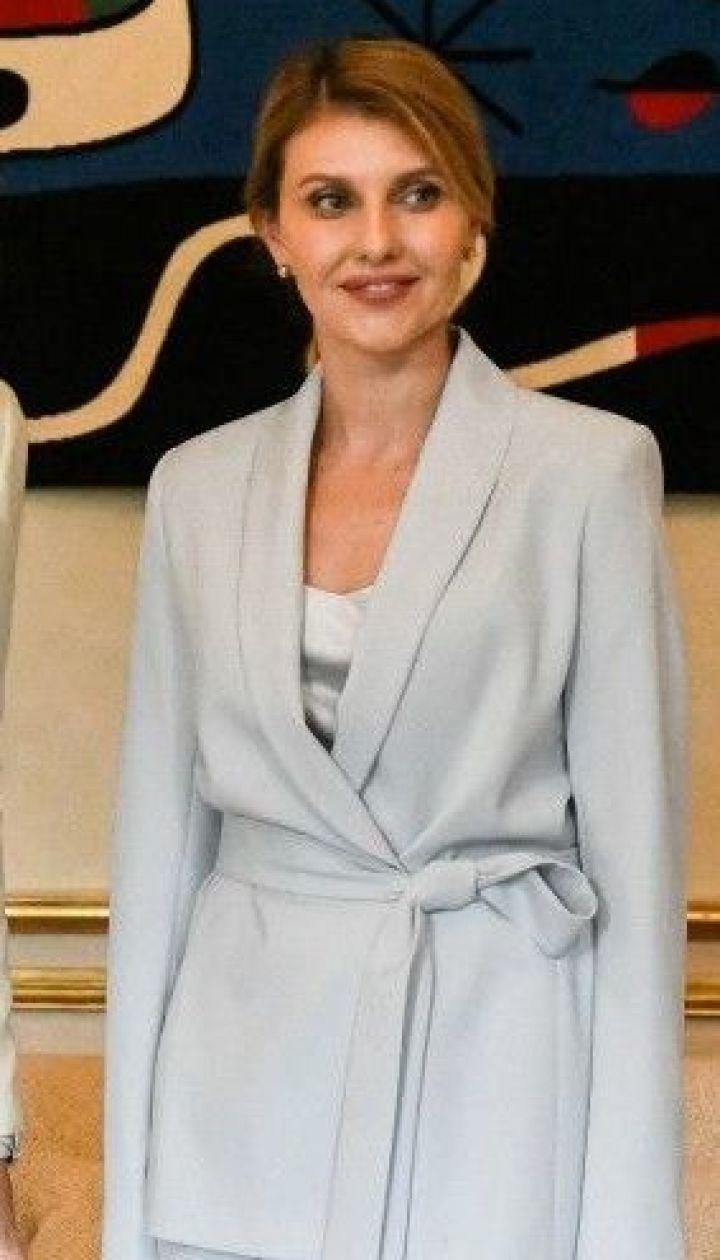 Елена Зеленская и Брижит Макрон/president.gov.ua