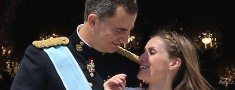 П'ять років у коханні та на троні: завтра король Філіпп VI і королева Летиція святкують річницю