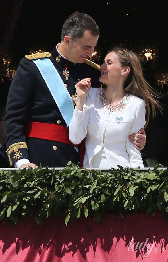 Король Филипп VI и королева Летиция_2