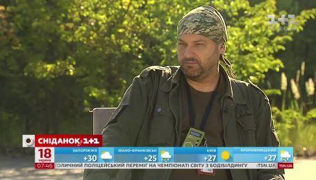 Сніданок пообщался с общественным активистом, который всю жизнь посвятил Чернобылю - прямое включение