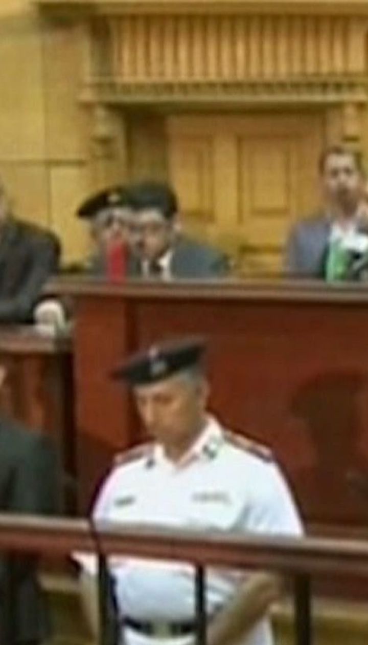 Смерть на суді: колишньому президенту Єгипту стало зле під час засідання