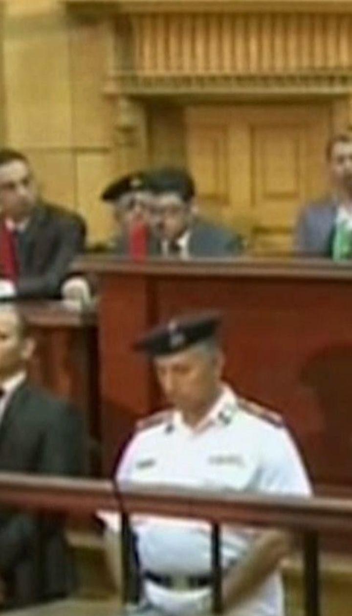 Смерть на суде: бывшему президенту Египта стало плохо во время заседания