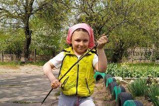 7-річна Меланія мусить вдруге пройти трансплантацію кісткового мозку