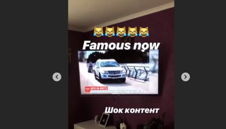 Учасниця скандальної поїздки пішохідним мостом у Києві на Mercedes прокоментувала інцидент