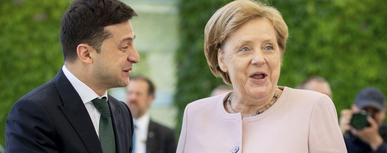 """Німеччина відповіла на вимогу Зеленського про зустріч у """"нормандському форматі"""""""