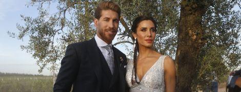"""""""Наша мрія здійснилася"""": Рамос поділився романтичним фото з весілля"""
