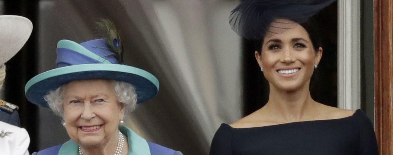 Королева Єлизавета ІІ готує особливий подарунок Меган на день народження - ЗМІ