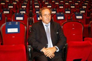 Фінансова прокуратура Франції спростувала арешт Платіні
