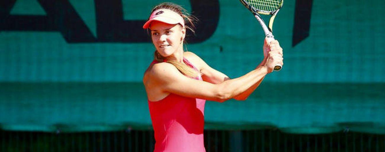 Українська тенісистка оскаржить довічну дискваліфікацію в Лозанні