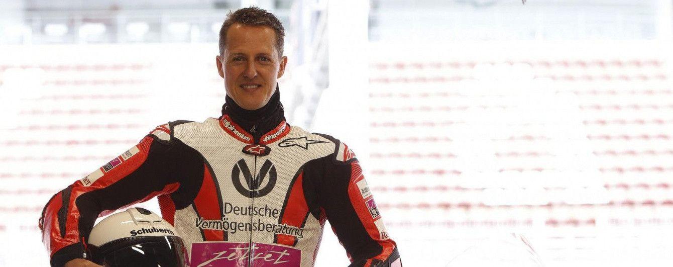 Чемпионский болид Шумахера выставлен на аукцион