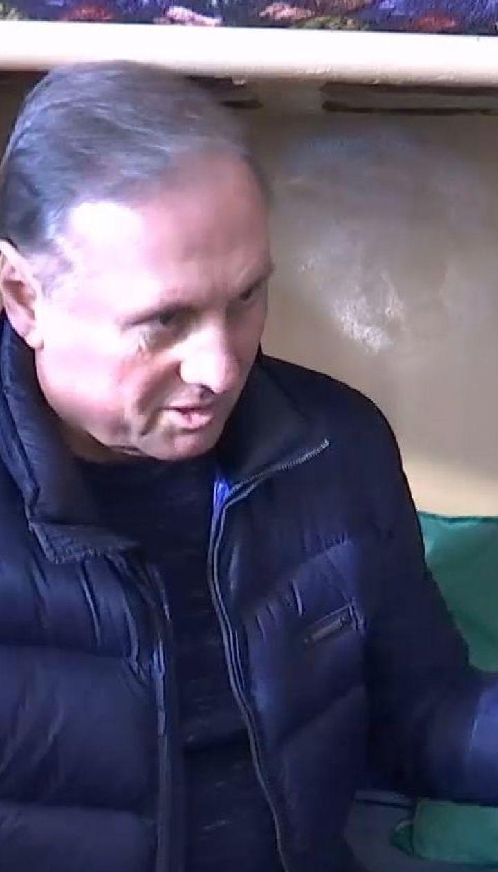 """ЦИК не будет вносить Ефремова в первую десятку """"Опоблока"""""""