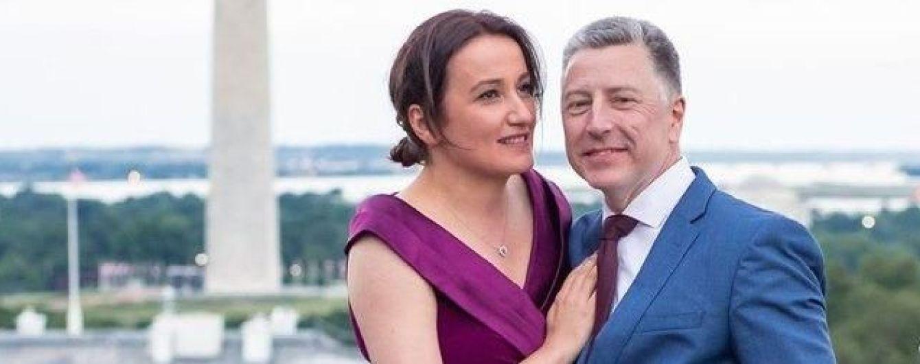 Волкер одружився з грузинською журналісткою