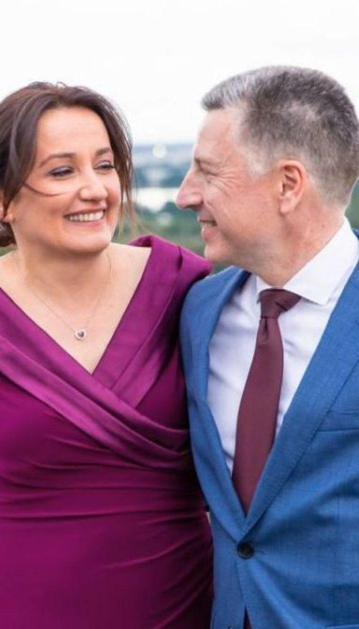 Курт Волкер одружився з грузинською журналісткою